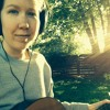 Folsom Prison Blues - Caroline Hecht (live and unrefined from the backyard)