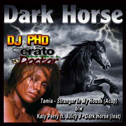 Dark Horse Stranger In My House
