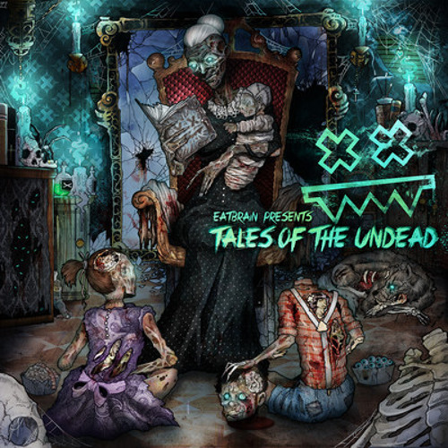 BOWSAR & MAJECT - Breeder (Tales of the Undead LP) EATBRAIN (OUT NOW!!!)