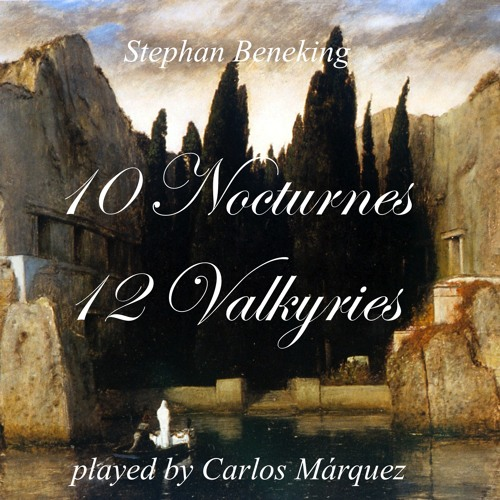 Nocturne No. 5 - played by Carlos Márquez - 22-track Album on iTunes, Amazon, Spotify etc