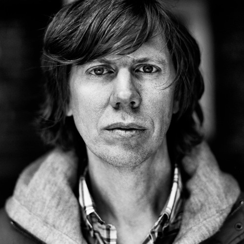 Thurston Moore onstage interview (1)