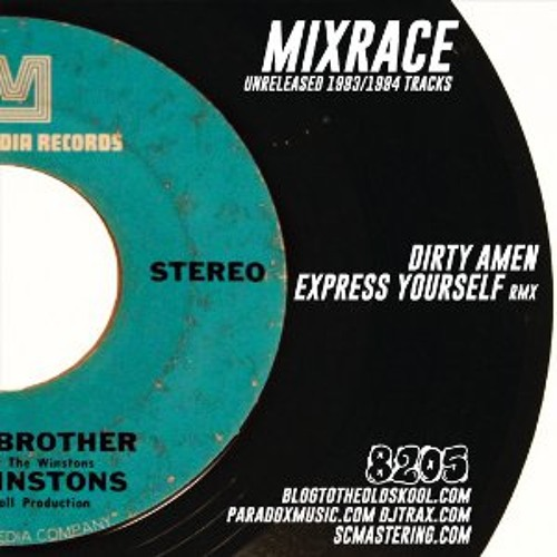 Mixrace - Dirty Amen (Clip) Out soon on 8205 Records