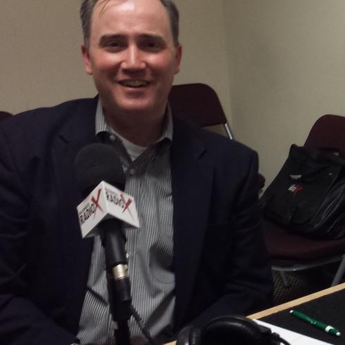 Arc 3 Founder Patrick Burns Talks Content Marketing with Business RadioX