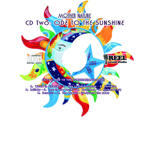 CD 2. Ode to the Sunshine
