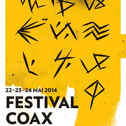 Playlist Festival COAX