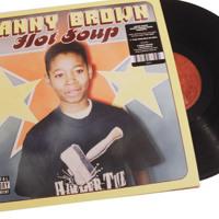 Danny Brown Whatupdoe Artwork