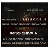 Miss Shiva & Vladimir Mitrovic b2b In The Mix at Deep House Parade * SAB episode#05 02/05/2014