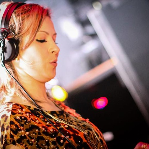 CANDY COX @ TECHNOFLASH FESTIVAL 2014 - ARANDA DE DUERO - SPAIN - 18.04.2014