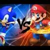 SONIC VS MARIO THE RAP BATTLE