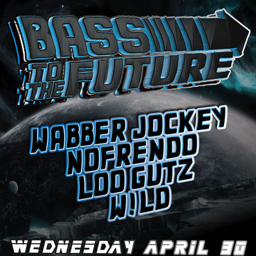 Nofrendo Live At Bass To The Future - Beauty Bar 4 - 30 - 2014