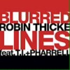 Blurred Lines - Robin Thicke Ft T.I & Pharrell