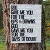 God Gave Me You (Dave Barnes) Cover
