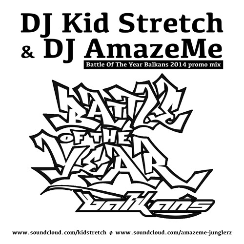 DJ AmazeMe BOTY 2014 Bboy Mix