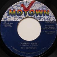 SUPREMES - NATHAN JONES [J*ski Extended] 1971