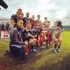 Gordon Tietjens and DJ Forbes - Glasgow Sevens champions