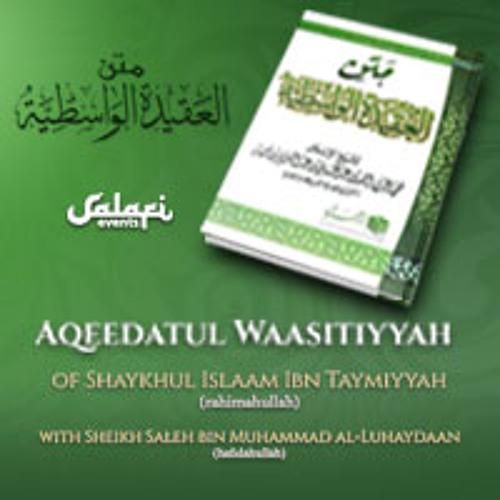 Aqeedatul Waasitiyyah Class_17
