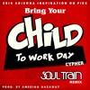2014 AIOF Bring Your Child To Work Day Cypher (Soul Train Remix) Prod. Amerigo Gazaway