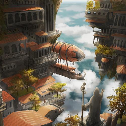 Cloud City Of Mirandor