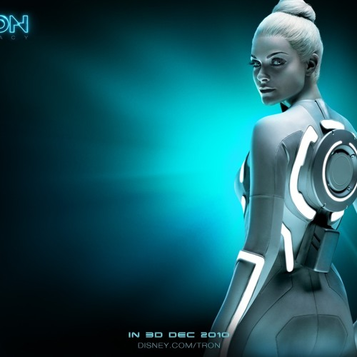 Daft Punk - End of Line (from TRON Legacy soundtrack)