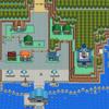 Pokemon Heart Gold / Soul Silver - Violet City / Olivine City (8-bit)