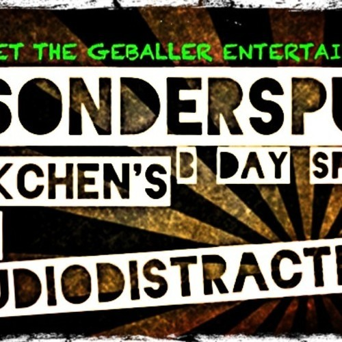 AudioDistraction For Sonderspur Podcast