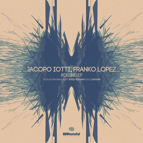 XPM085 : Jacopo Iotti , Franko Lopez - Rolling (Jamahr Remix)