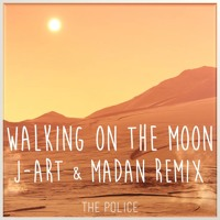 The Police Walking On The Moon (Millesim Remix) Artwork