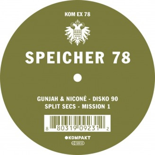 Gunjah & Niconé - Disko 90