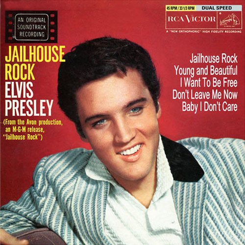 (You're So Square) Baby I Don't Care (Elvis Presley / Buddy Holly / Queen Cover) (2014)