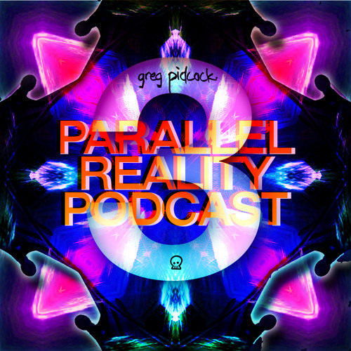Greg Pidcock - Parallel Reality Podcast Vol. 3 | Rainy Day Studio Mix | May' 14