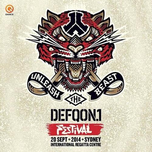 Code Black - Unleash The Beast Defqon.1 Australia 2014 Anthem
