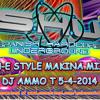 DJ AMMO T NE MAKINA SET TURBO STYLE