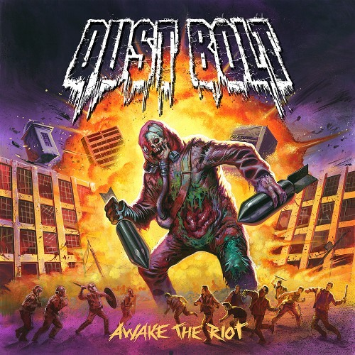 DUST BOLT - Soul Erazor