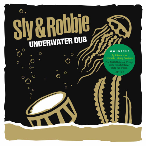 Sly & Robbie - French Woman [Underwater Dub - Groove Attack Productions 2014]