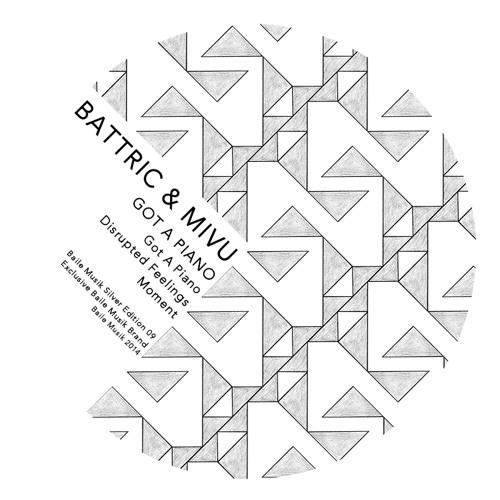 Battric & MIVU - Disrupted Feelings (Original Mix)