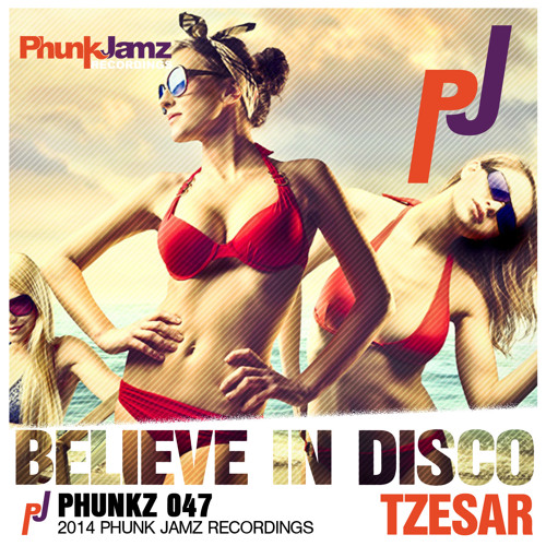 TZESAR - Believe In Disco (Original Mix)