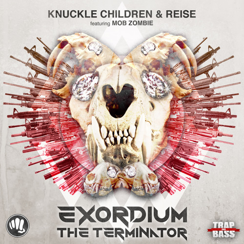 Knuckle Children, Reise and Mob Zombie - The Terminator [TNB007] Preview