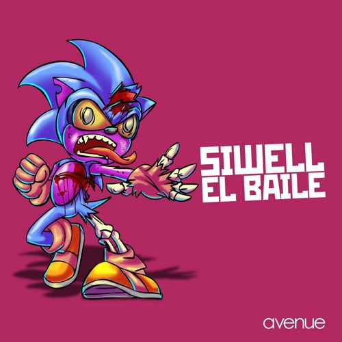 Siwell - El Baile ( Andres Blows Remix ) / Avenue recordings