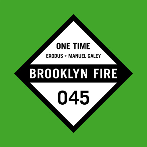Exodus & Manuel Galey - One Time (Original Mix) OUT NOW
