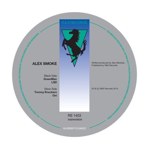 Alex Smoke - GreenMan