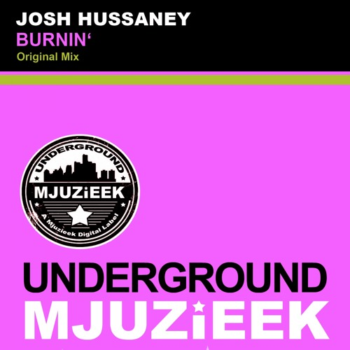 OUT NOW! Josh Hussaney - Burnin' (Original Mix)