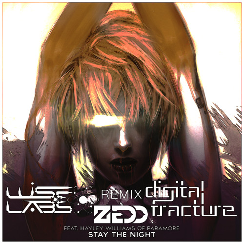 zedd ft hayley williams stay the night digital fracture