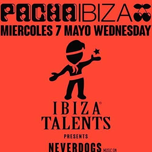 Neverdogs Ibiza Talent podcast 2014