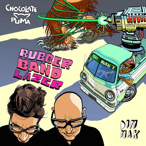 Chocolate Puma feat. Maikal X - Rubberband Lazer