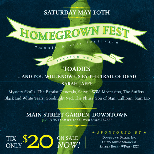 HOMEGROWN FEST 2014 PREVIEW