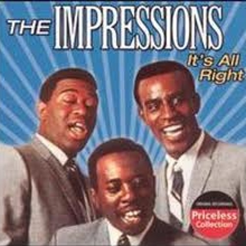 It's Alright By The Impressions (Cover by Moody Mó)