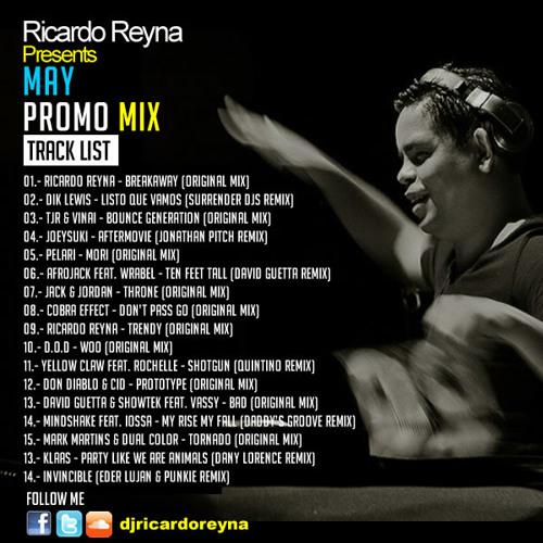 Promo Mix (May 2014)