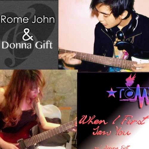 When I First Saw You- Rome John I Donna GIft(Jamie Foxx & Beyonce Cover)