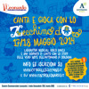 Canta e Gioca con lo Zecchino al Centro Leonardo [spot radio]