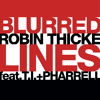 Robin Thicke feat. T.I & Pharrell  - Blurred Lines (Cover by Junior Ky)